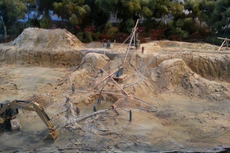 Plastic Mine