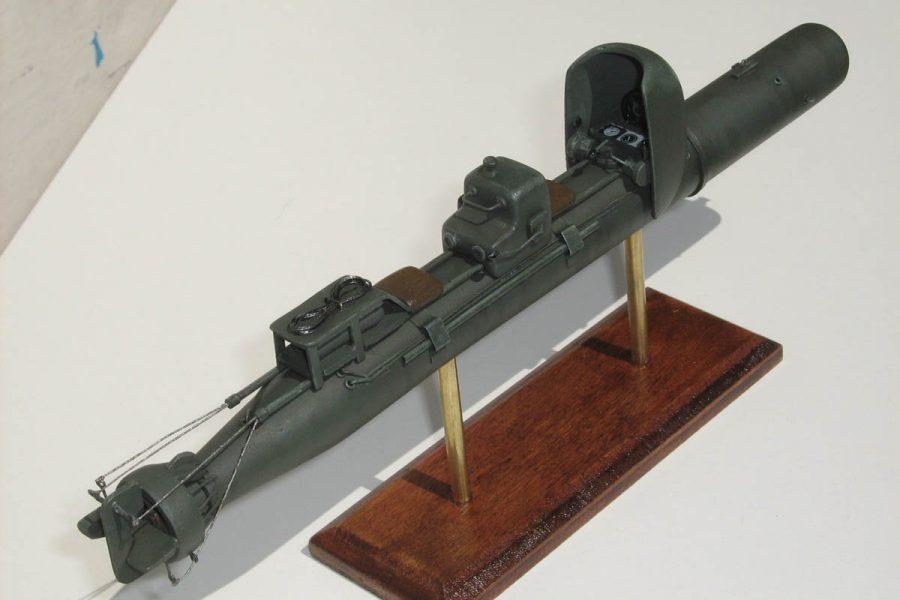S.L.C. Slow Run Torpedo serie 200 (Pig)
