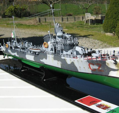 Soldiers Class Destroyer