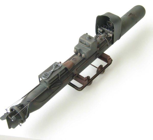 "SLC Slow Run Torpedo Series 200 (""Pig"") lenght 400 mm"